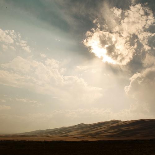 cloud-sunrays